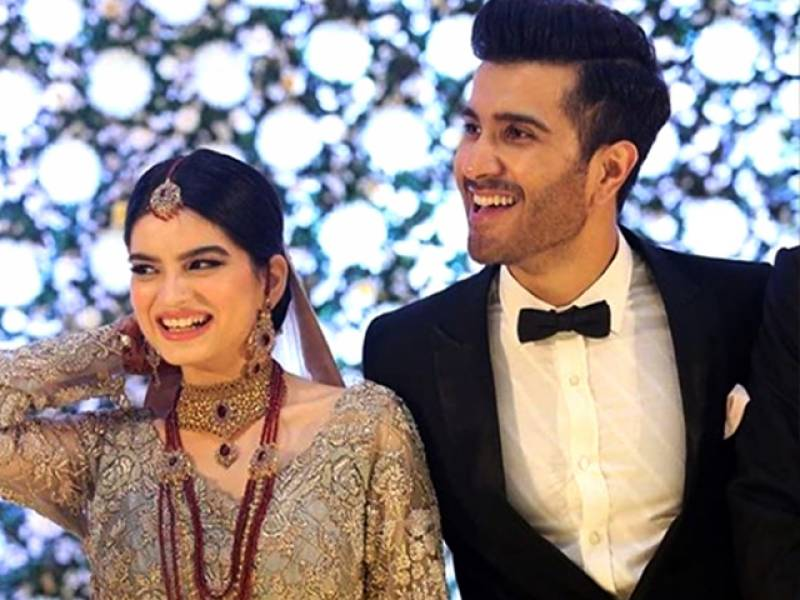 Have Feroze Khan and wife parted ways?