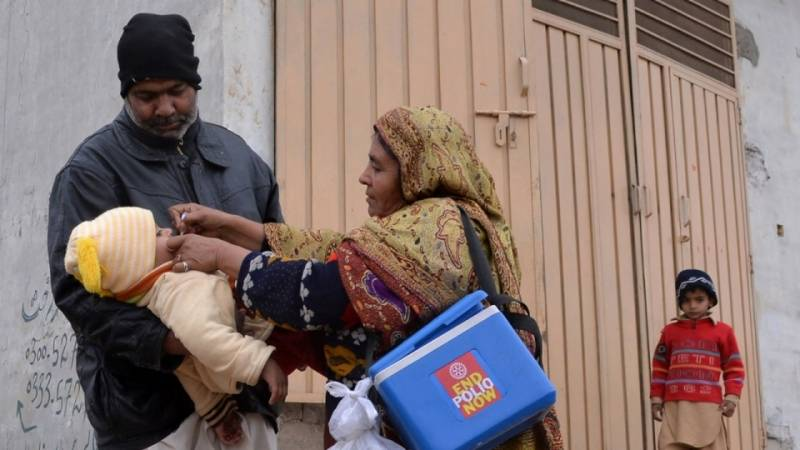 Third nationwide anti-polio drive begins today