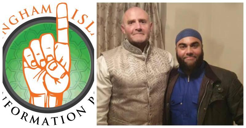 Nottingham Islam under fire over 'Nikkah between men'