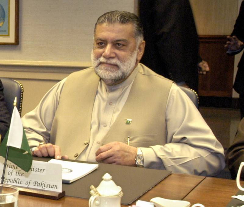 Pakistan's ex-PM Zafarullah Jamali put on ventilator after heart attack