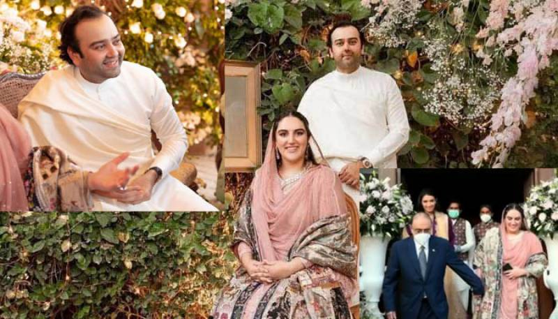 First video of Bakhtawar's engagement hits social media