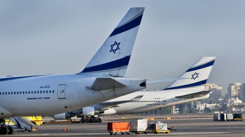 Saudi Arabia 'allows' Israeli flights to use its airspace