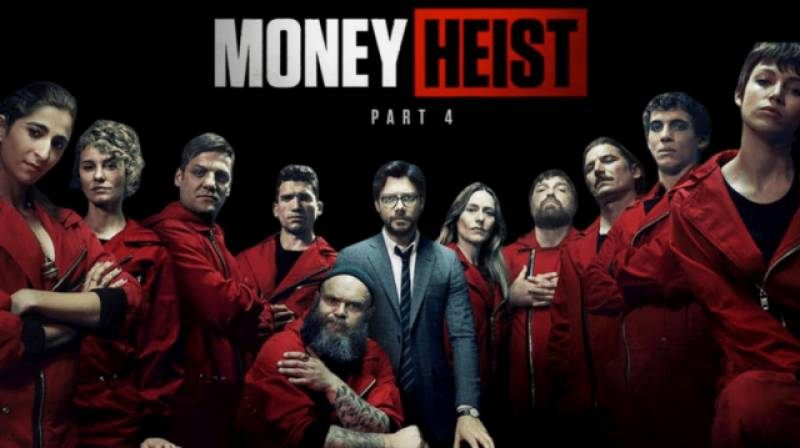 Netflix to create Korean version of Money Heist