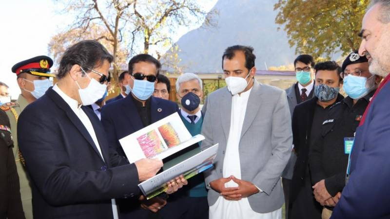 PM Imran inaugurates two highest national parks in Gilgit-Baltistan