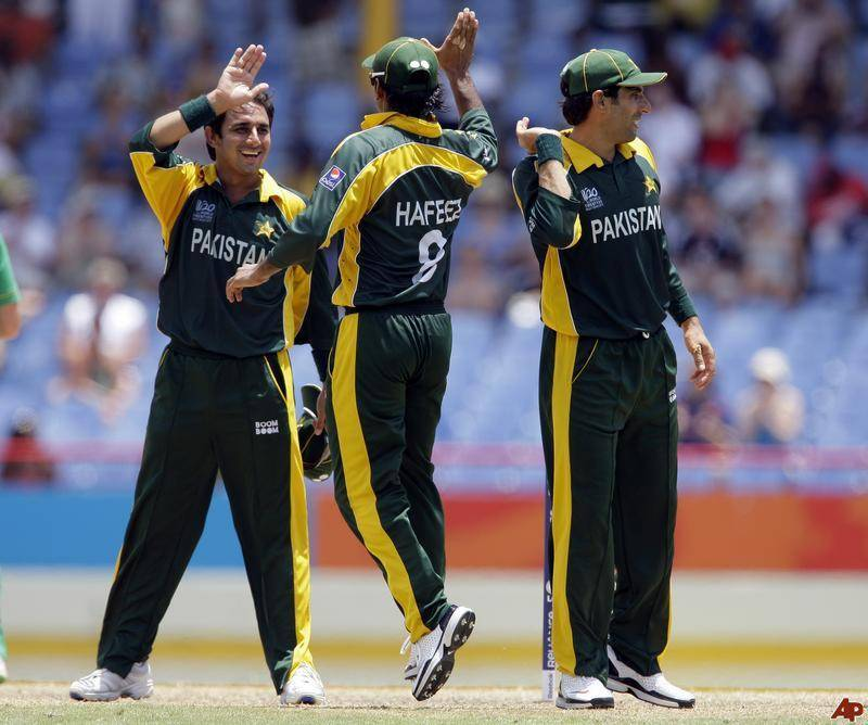 Five Pakistani cricketers nominated for ICC's ODI team of the decade