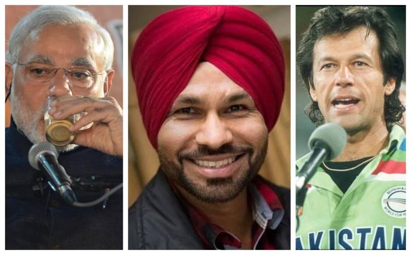 How Punjabi Indians draw a parallel between Modi and Imran (VIDEO)