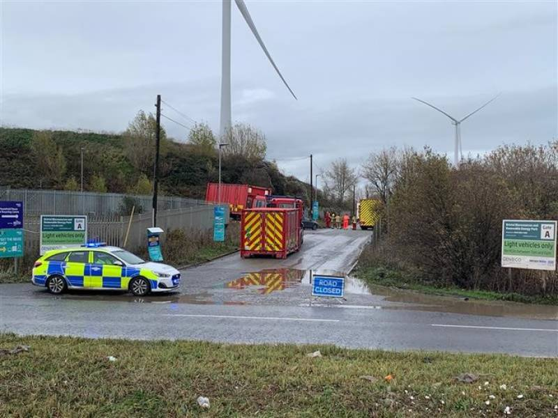 Multiple causalities feared after 'large explosion' at UK warehouse