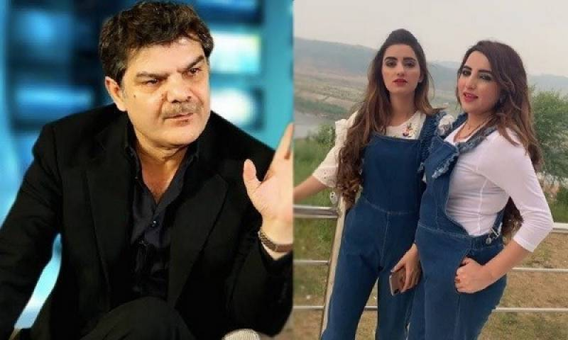 Court trashes Mubashir Lucman's petition against TikTok stars Hareem Shah, Sandal Khattak