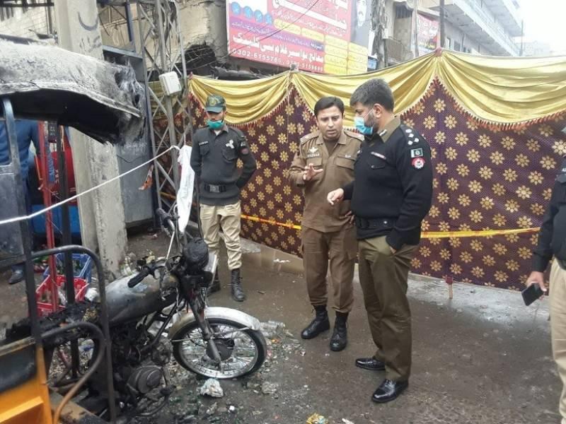 One dead, nine injured in Rawalpindi blast