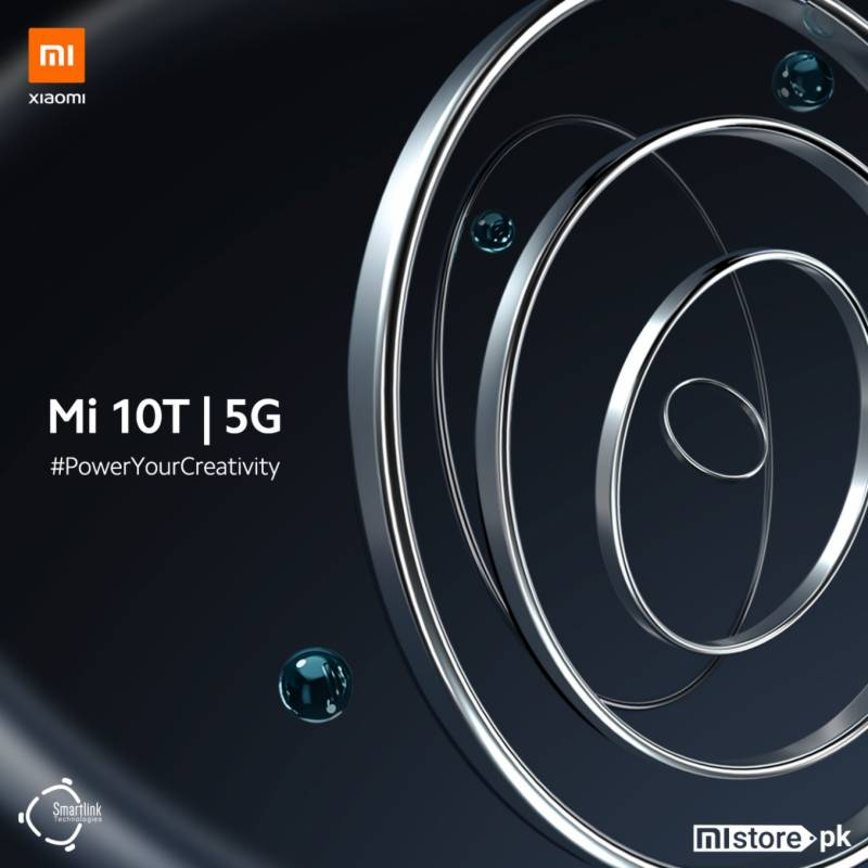 Xiaomi launches Mi 10T in Pakistan – Check the Price & Specifications