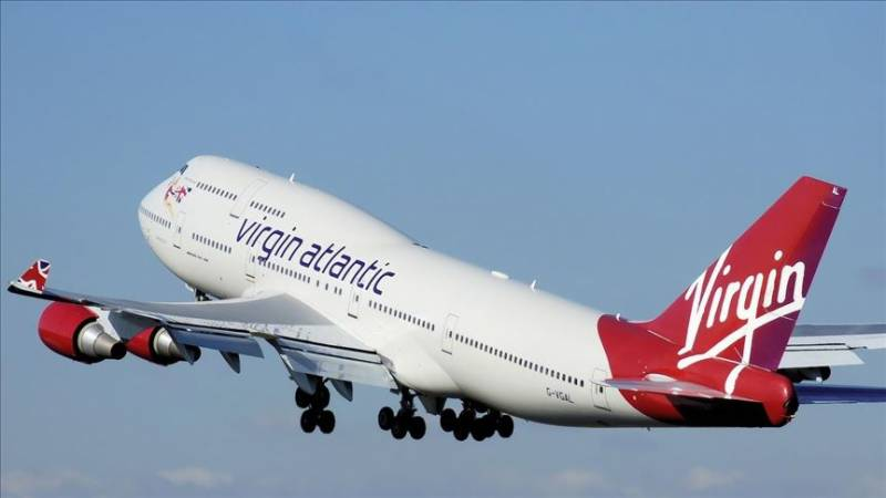 Virgin Atlantic launches direct flights for Pakistan next week