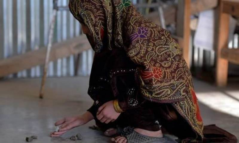 Minor girl tortured by employers in Faisalabad (VIDEO)
