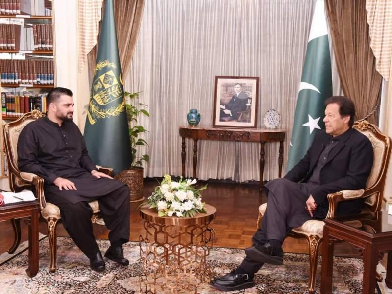 No NRO-like deal for corrupt leaders, PM tells Hamza Ali Abbasi in latest interview