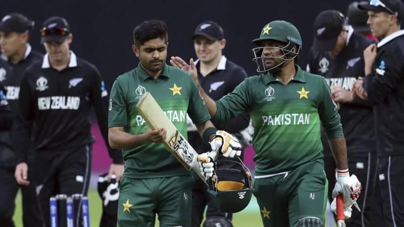 Pakistan announces 18-man squad for New Zealand T20Is
