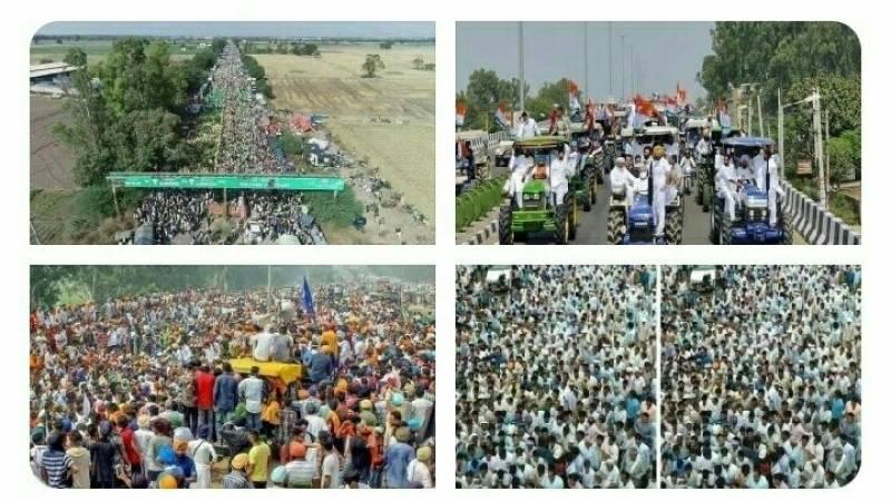 'Bharat bandh': India shutdown as millions protest controversial farm laws