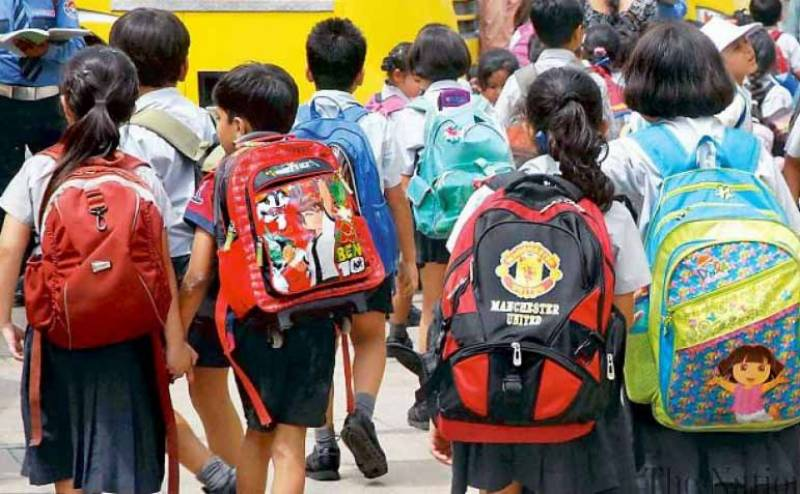 In a first, KPK approves bill to limit school bags weight