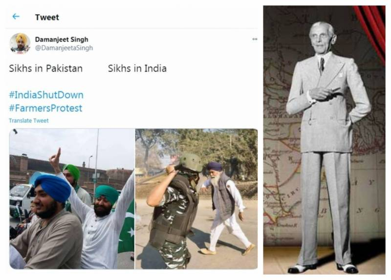 'Jinnah was right', Indians feel sorry for supporting Hindu-led ideology since 1947 partition