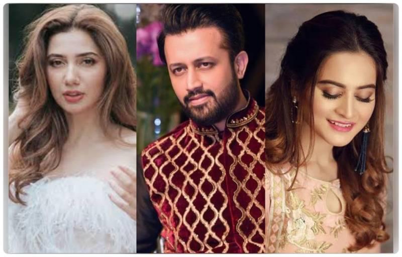 Mahira Khan, Atif Aslam and Aiman Khan among Forbes' 100 Digital Stars!