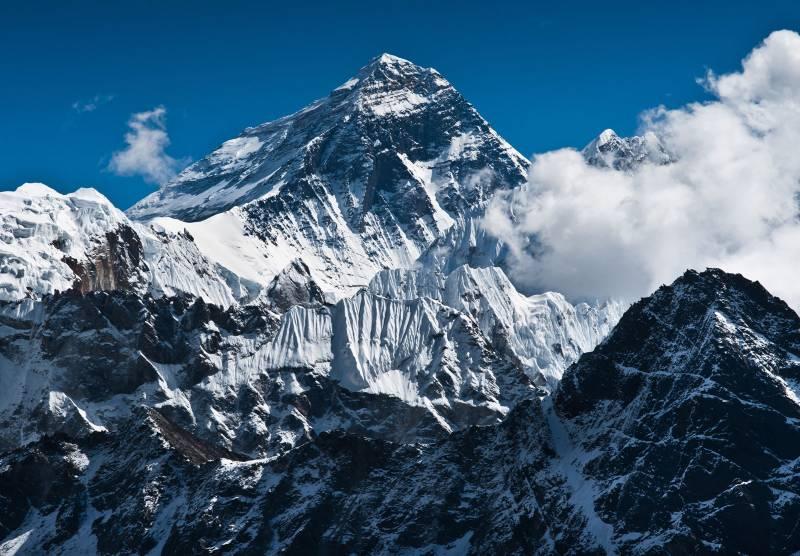 Mount Everest just got taller