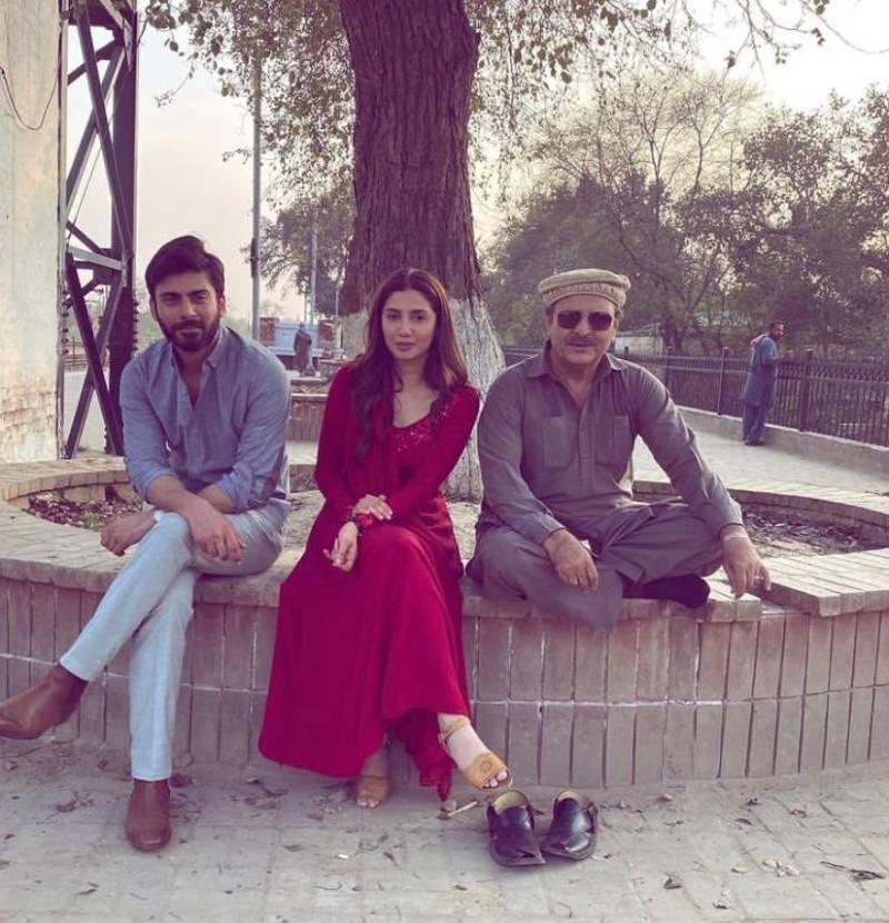 Fawad Khan and Mahira Khan wrap up shooting for Neelofar
