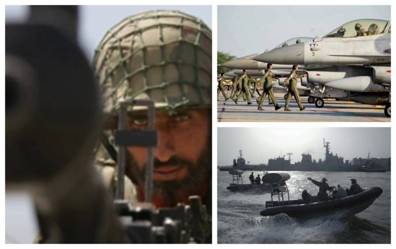 Pakistani military on high alert as India planning false flag attack