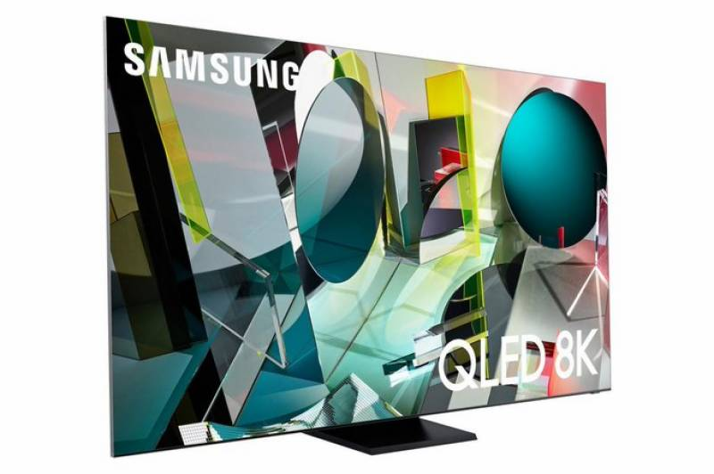 Samsung redefines consumer viewing experience with newest QLED 8K Q950TS