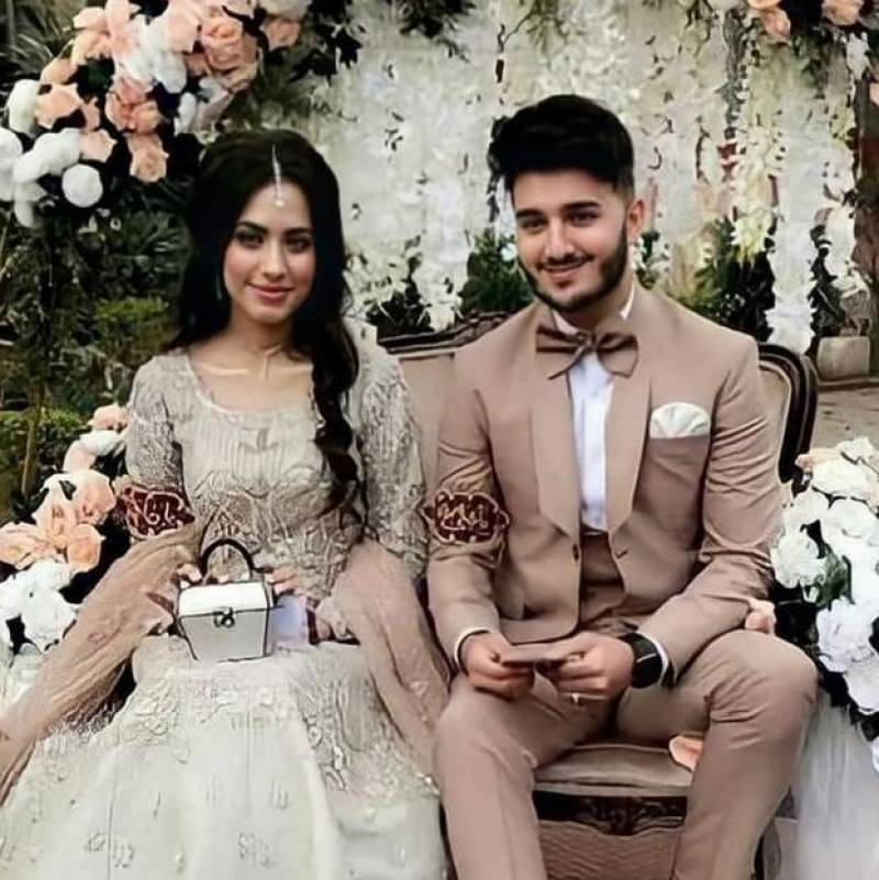 Shahveer Jafry and Ayesha Beig are engaged! (PICS & VIDEOS)