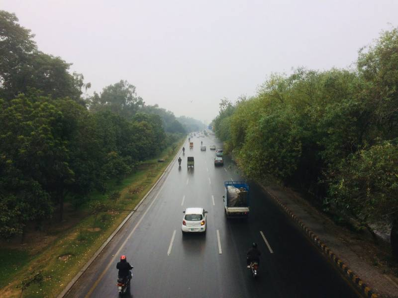 Weather turns colder after first winter rain in parts of Punjab