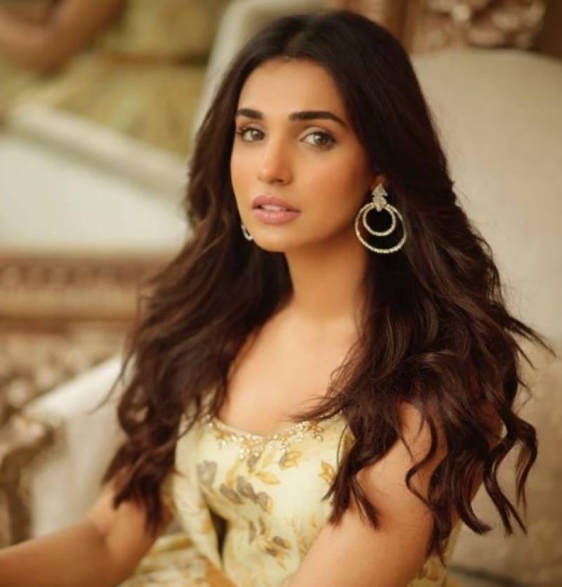 Amna Ilyas reveals the name of her life partner