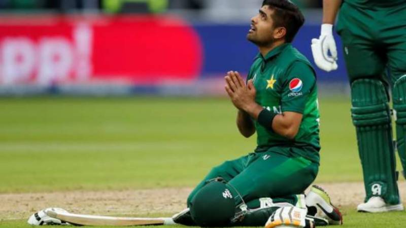 Bad news for team Pakistan as Captain Babar Azam ruled out of series against Black Caps