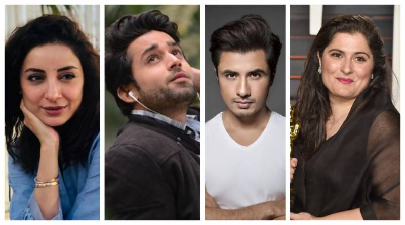 Four Pakistanis among Top 50 Asian Celebrities of 2020