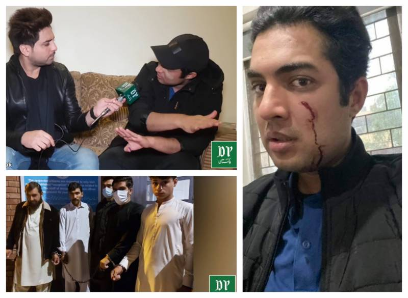 Iqrar-ul-Hassan shares harrowing details of Lahore attack in exclusive DP interview