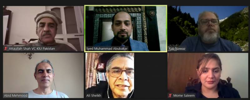 UK's Cardiff University holds webinar to raise awareness of climate change in northern Pakistan