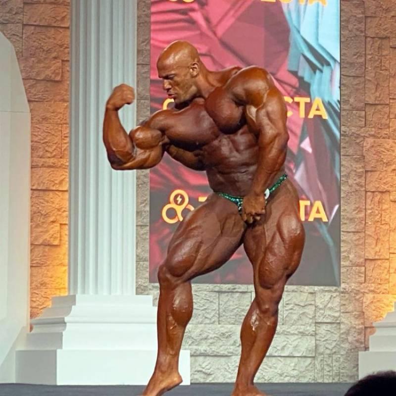 Big Ramy Wins Mr Olympia 2020