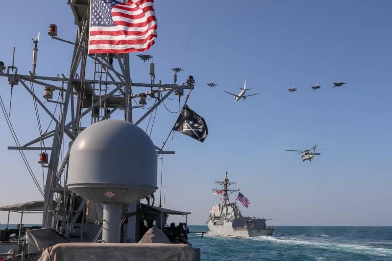 US, Saudi Arabia conduct joint air, naval exercises in Arabian Gulf