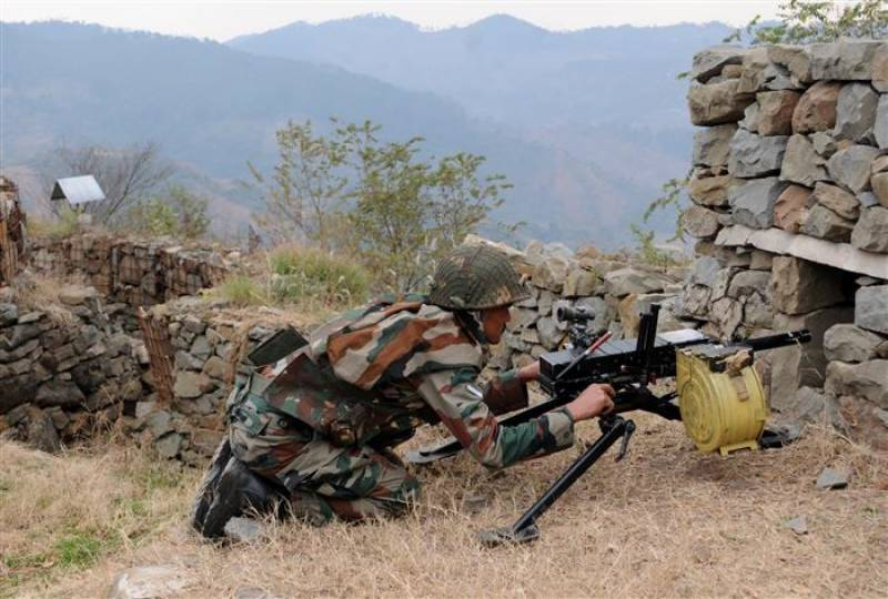 Woman martyred, 3 civilians injured in Indian firing along LoC