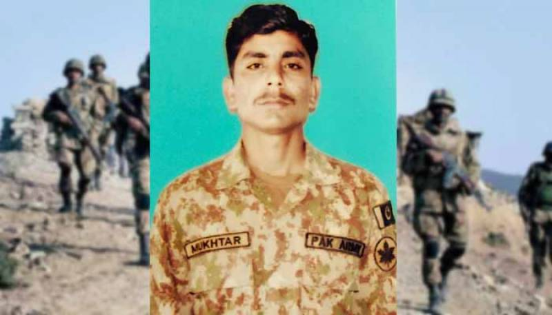 Pakistan Army soldier martyred in Indian ceasefire violation: ISPR
