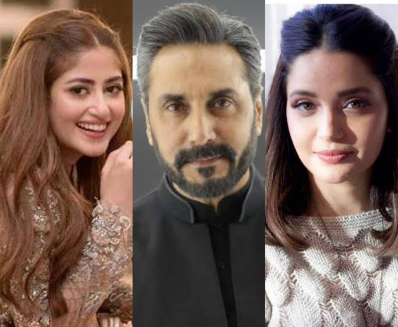 Christmas wishes from Pakistani celebs