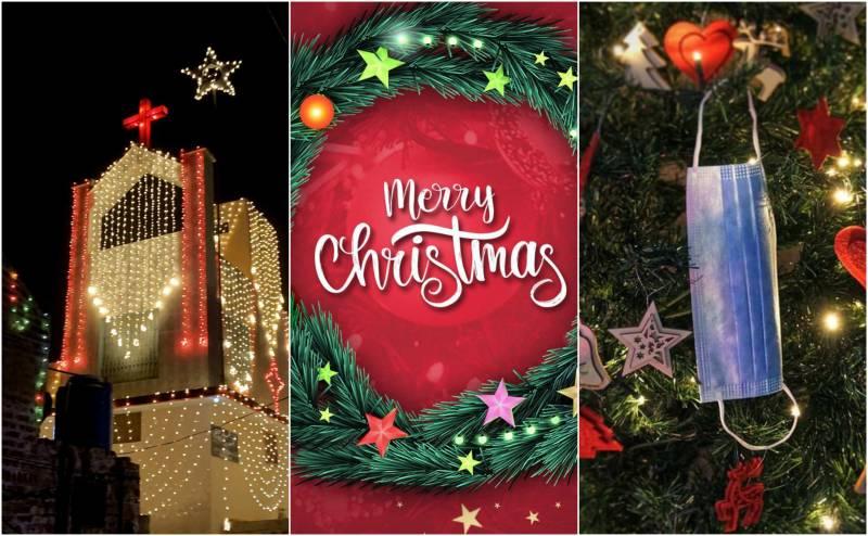 Christians celebrate Christmas across Pakistan