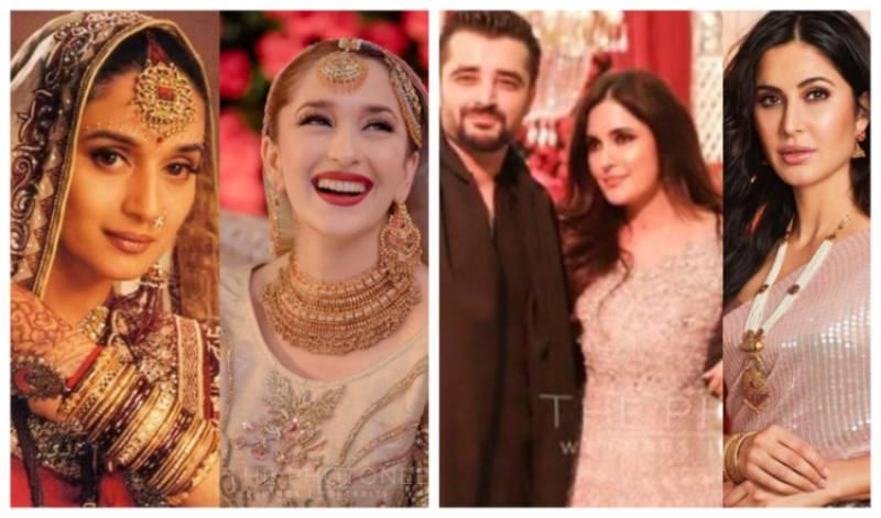 Social media finds Madhuri Dixit and Katrina Kaif's doppelgangers at Fiza Khawar's wedding