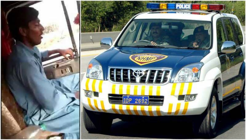 Stay Awake! Motorway police introduce device for drowsy drivers (VIDEO)