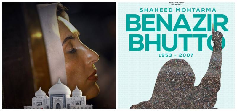Benazir Bhutto being remembered on 13th death anniversary today