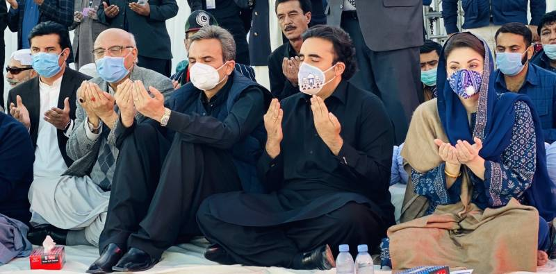Bilawal pays tribute to Benazir Bhutto on 13th death anniversary