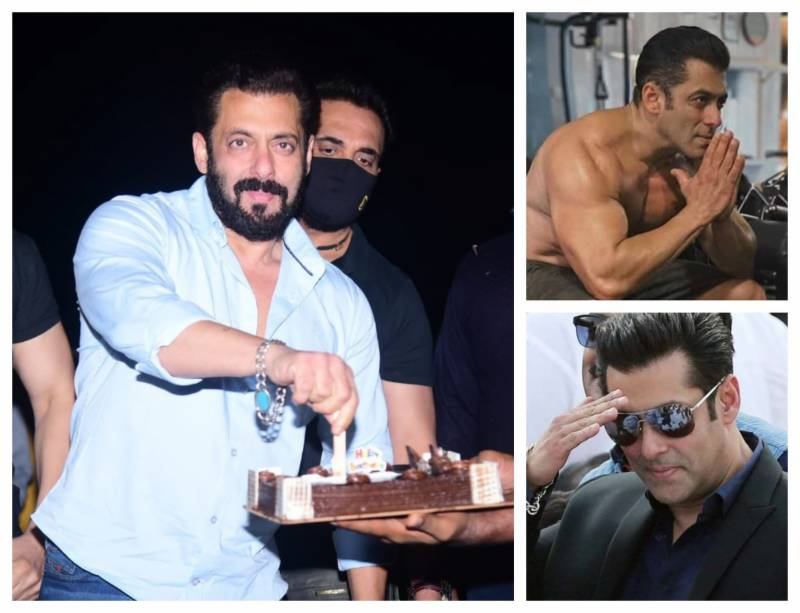 Bollywood superstar Salman Khan turns 55