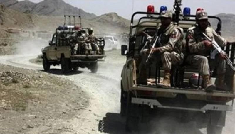 Seven FC soldiers martyred in terror attack in Balochistan