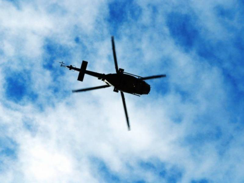 Two Majors among four martyred as Pakistan Army helicopter crashes in GB