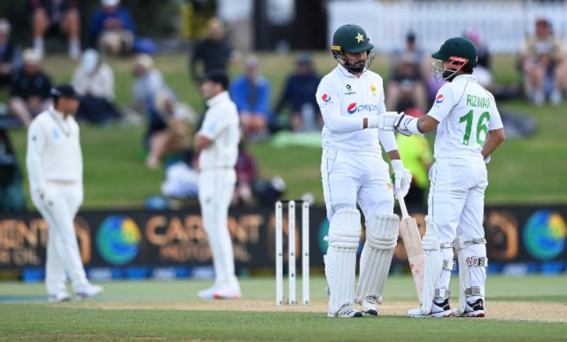 1st Test, Day 3: Pakistan all out for 239 in first innings against New Zealand