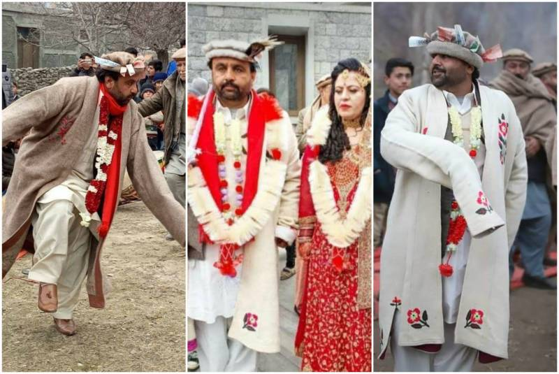 AWP GB chief Baba Jan ties the knot in GB's 'biggest wedding ceremony'