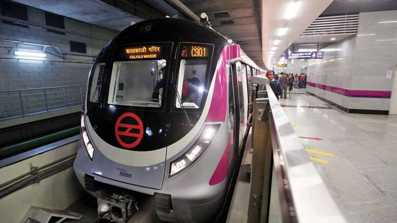 India gets its first driverless metro train