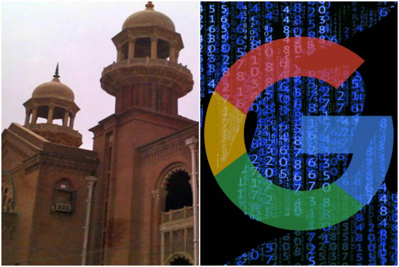 LHC tells FIA to file a case against Google over 'offensive content'